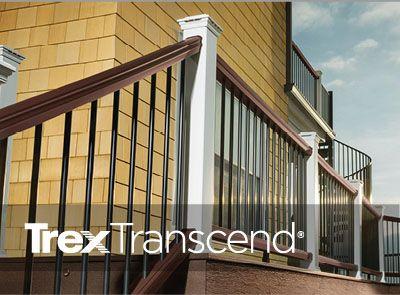 Trex Transcend Railing
