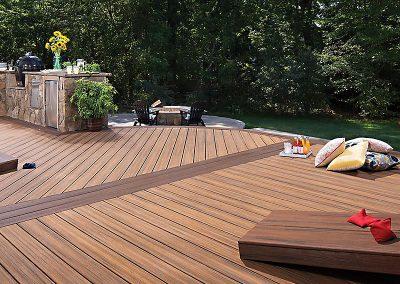 Deck builder trex deck 11