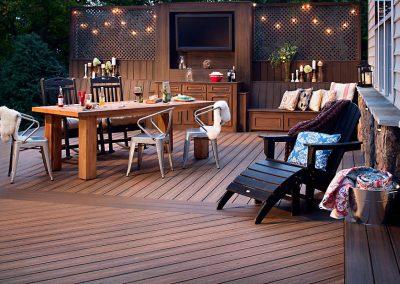 Deck builder trex deck 13
