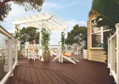 Deck builder trex deck 14
