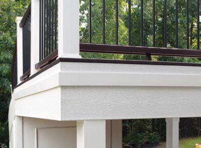 Deck fascia_ Local deck builders
