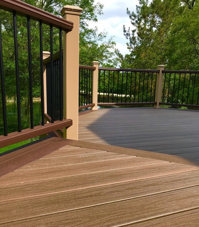 Platinum Decking Deck Builder Naperville Il 1 Deck
