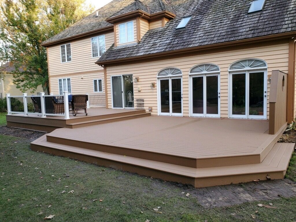 Platinum Decking Barrington Palatine Top Rated Trex Deck Builder 2020