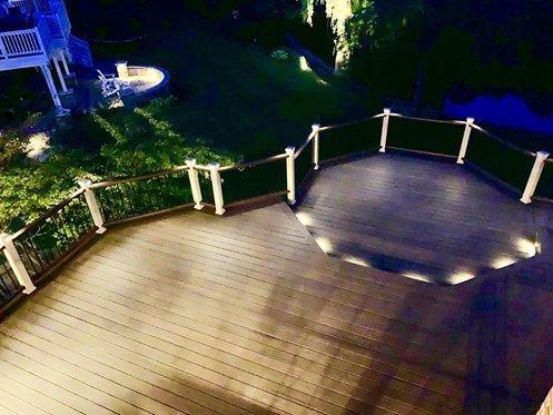 Trex Deck Lighting- Post Cap