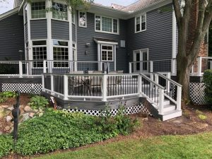Trex Local deck builder Libertyville_ Local deck builder near me
