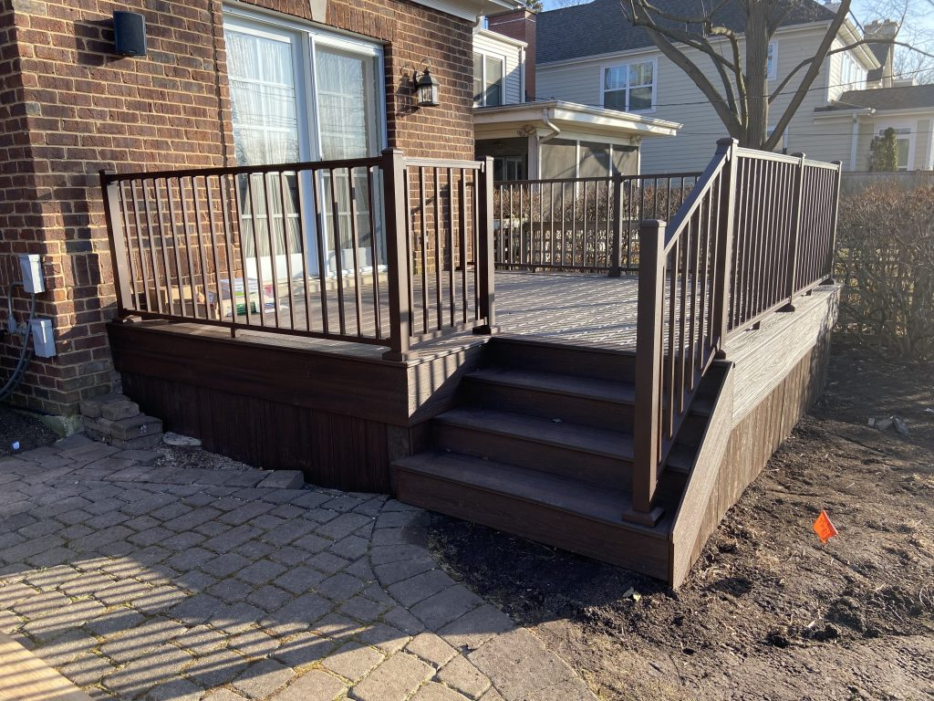 Deck Builder Wilmette Illinois