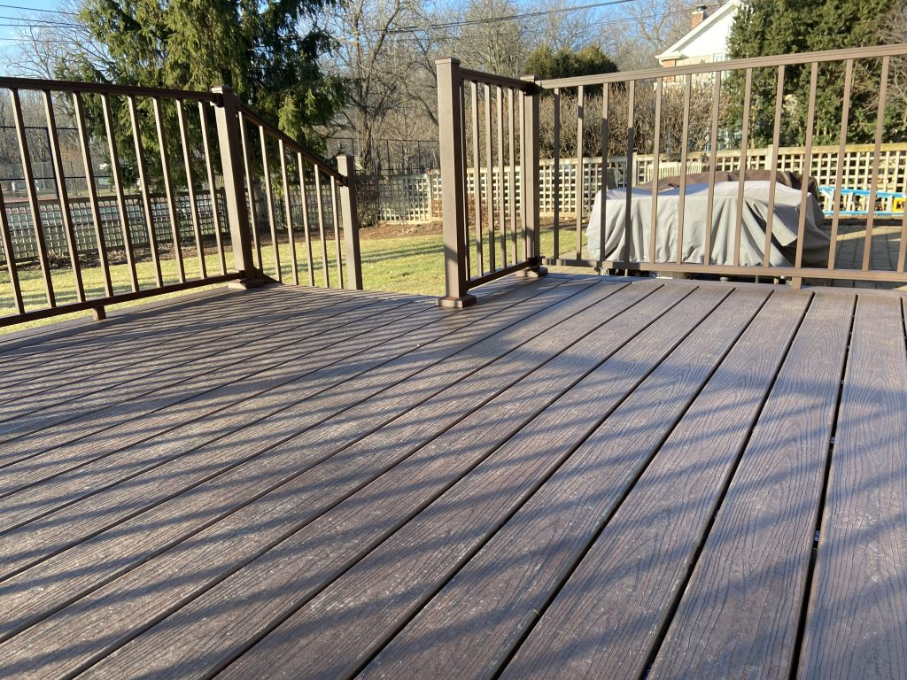 Deck Builder near me- Palatine IL