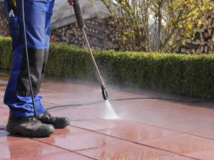 Deck Power washing Libertyville IL