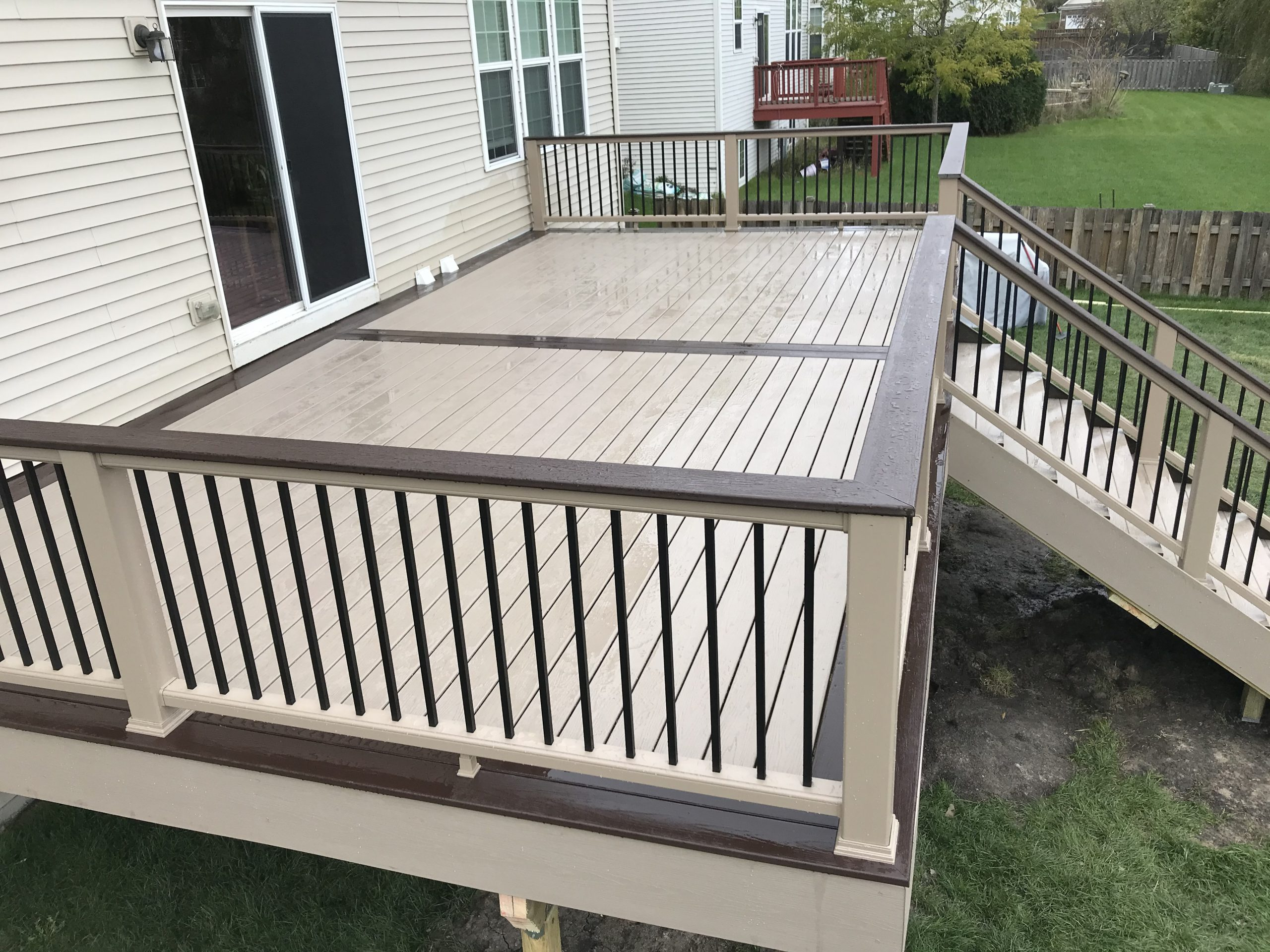 Deck builder near me_ Mundelein