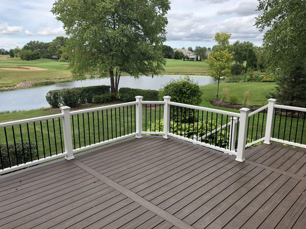 Trex deck Vernon Hills IL