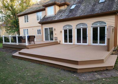 Trex Composite Deck- Trex Select- Lake Zurich IL