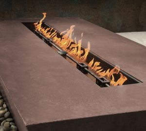 Trex outdoor Fire & Water
