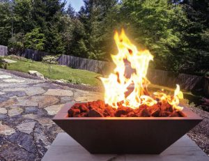 Trex- Fire - Pots