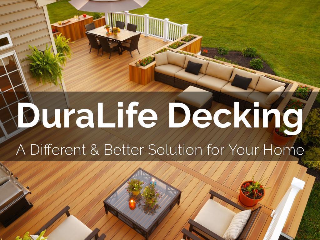 Dura-life-decking