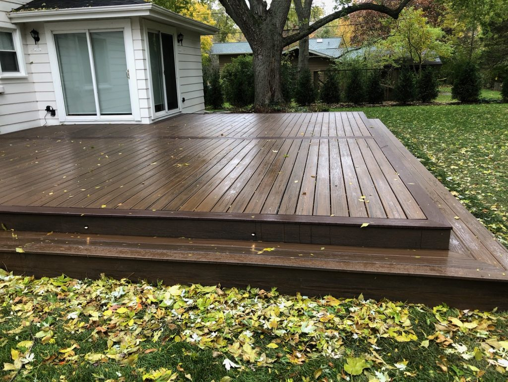 Local Deck in Barrington