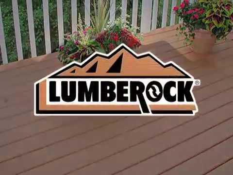 Lumberock-decking