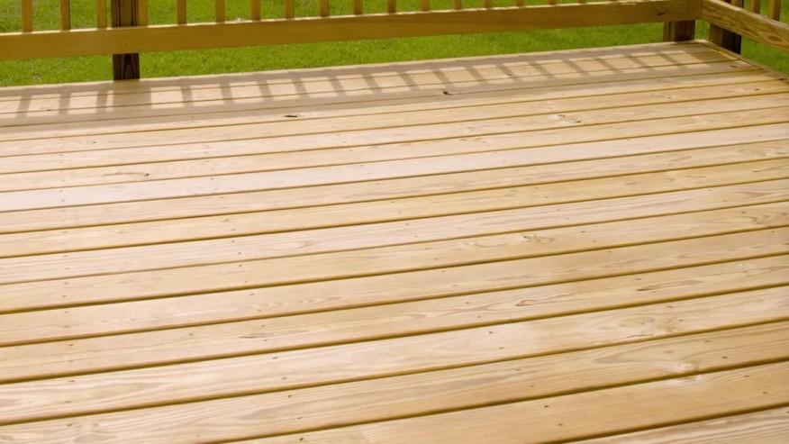 wood-deck-pressure-treated