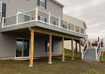 Trex Foggy Wharf- Volo-Deck-builder