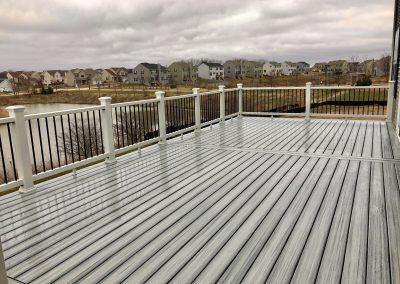 Trex Foggy Wharf- Volo-Deck-builder-Enhance