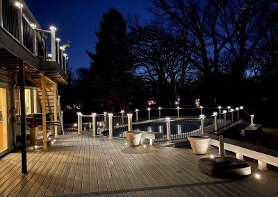 Trex pool deck- Lake Barrington