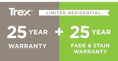 Trex-warranty-Racine WI